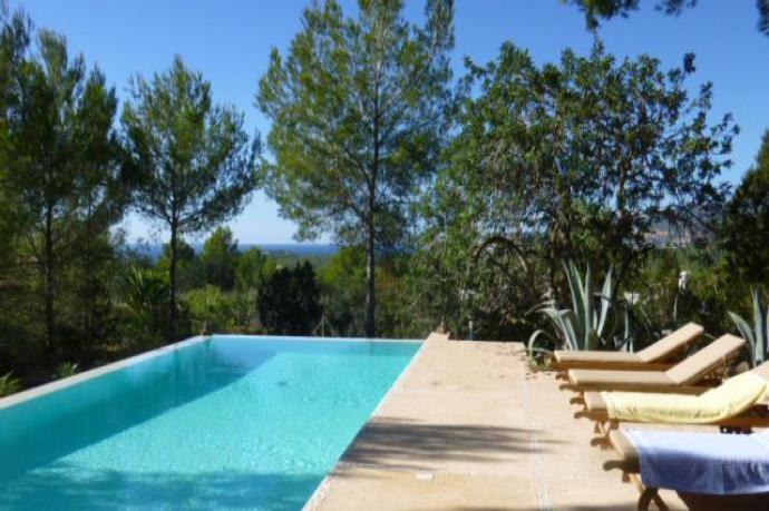 Ibimimosa Villa Franchesca Cala Jondal San Jose