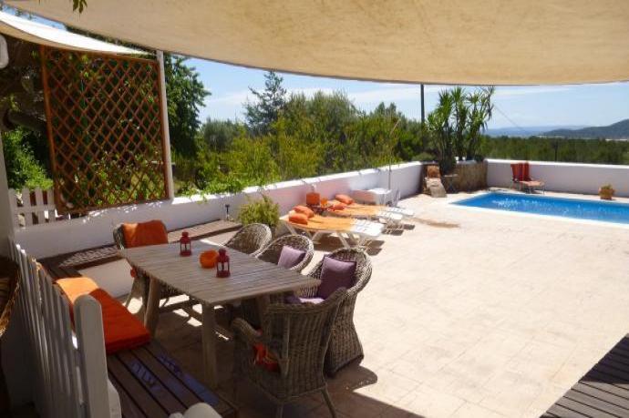 Ibimimosa Villa Marina Sant Jordi San Jose Ibiza